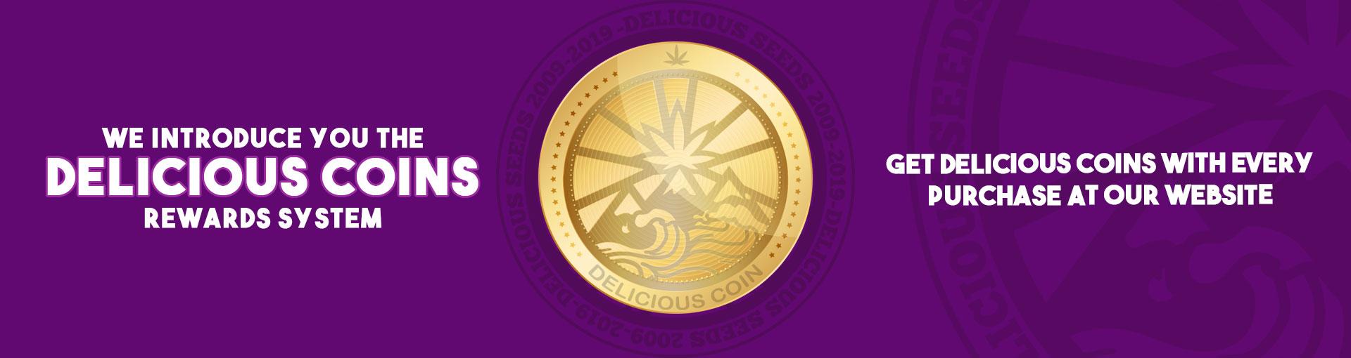 Reward Coins