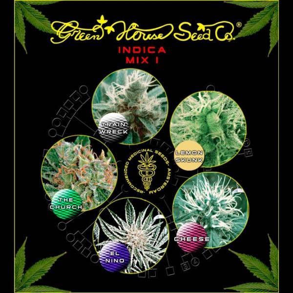 Indica Mix I  - Green House