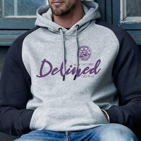 DELIMED HOODIE - Merchandising - Hanfsamen