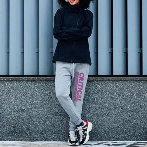 Sports Long Pants - Critical Neville Haze - Merchandising - Hanfsamen
