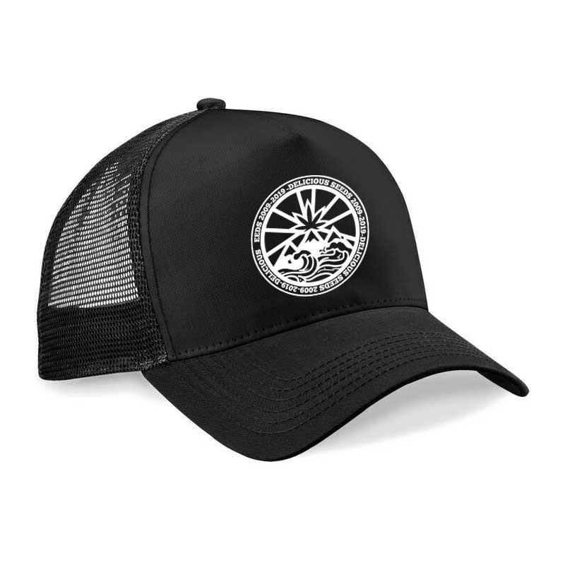 Black Cap - Merchandising - Hanfsamen