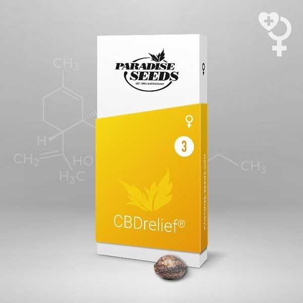 CBDrelief - Paradise Seeds
