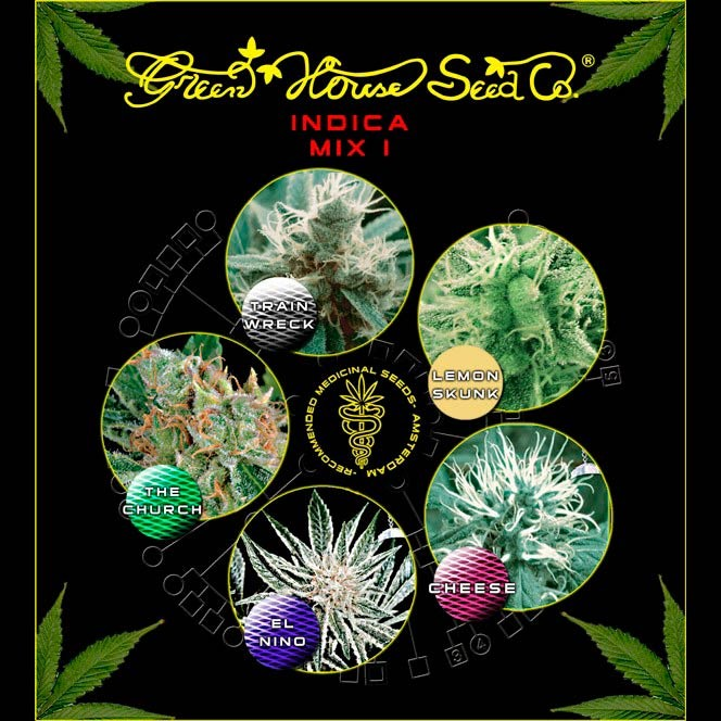 Indica Mix I  - Green House