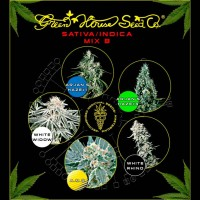 Purchase Sativa / Indica Mix B