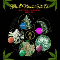 Purchase Mix - Sativa/Indica D