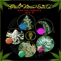 Purchase Sativa / Indica Mix D