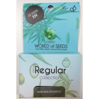 Purchase Regular Pure Origin Collection - 20 seeds