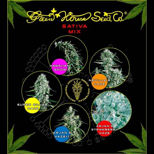 Sativa Mix - Green House