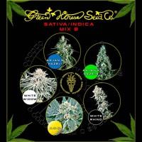 Achat Sativa / Indica Mix B
