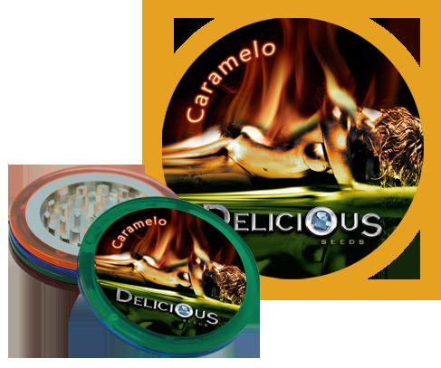 Grinder Caramelo - GRINDERS