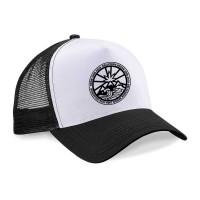 Comprar Black and White Cap