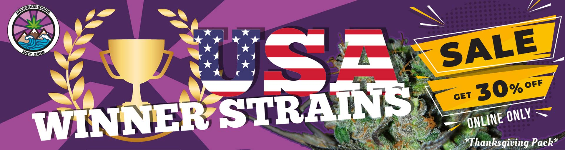 USA WINNER STRAINS